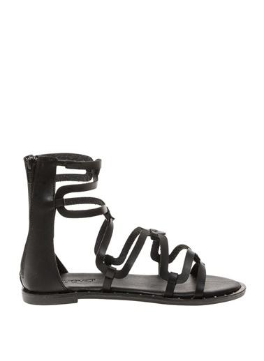 Nuovo Sandalet Siyah